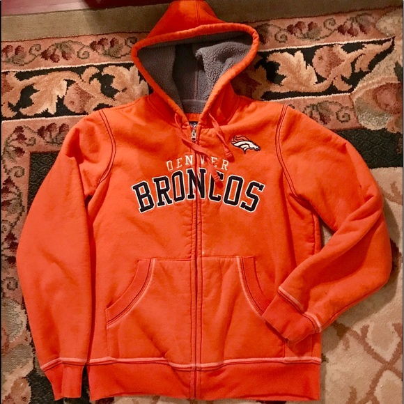 low priced dc8db e2080 NFL DENVER BRONCOS HOODIE